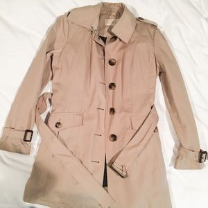 PXS Michael Kors lined trench coat